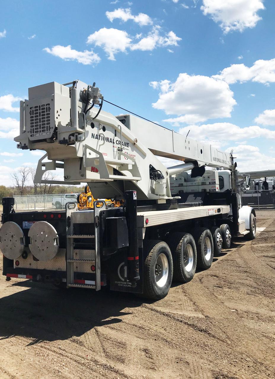 2015 Peterbilt 367 12x6 National NBT55128 Boom Truck