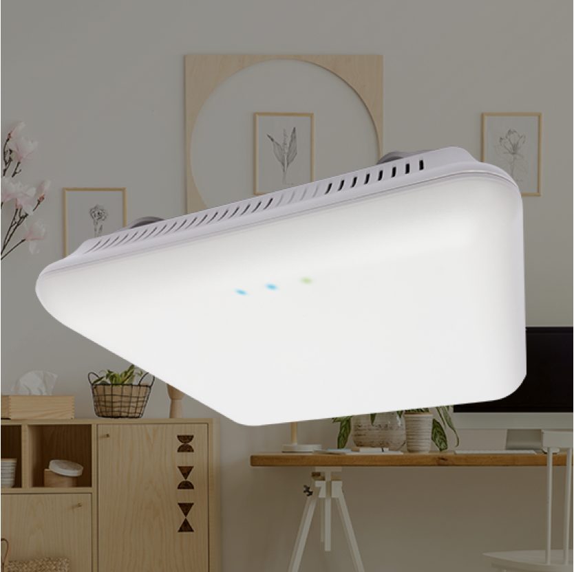 XAP-1610 router in white