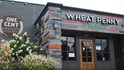 CUSTOMER STORY: Wheat Penny Oven & Bar