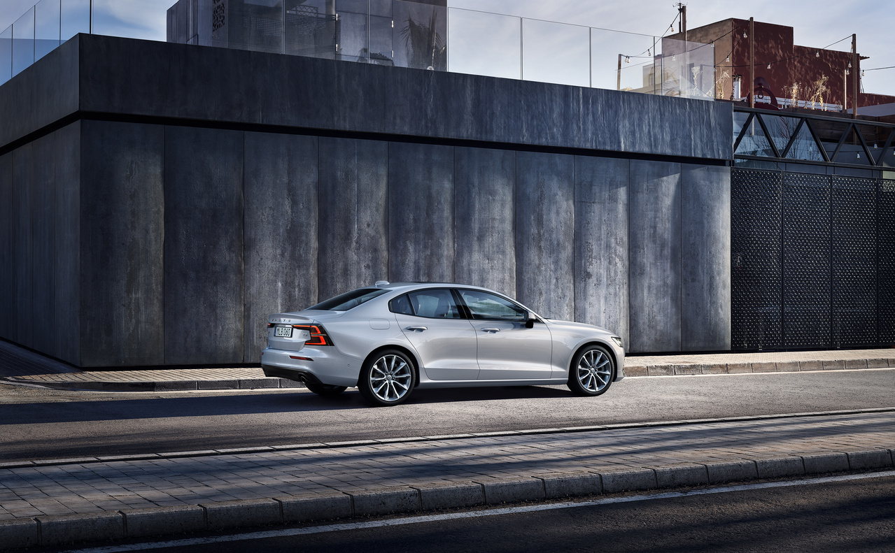 New Volvo S60 at Gorges Volvo Cars