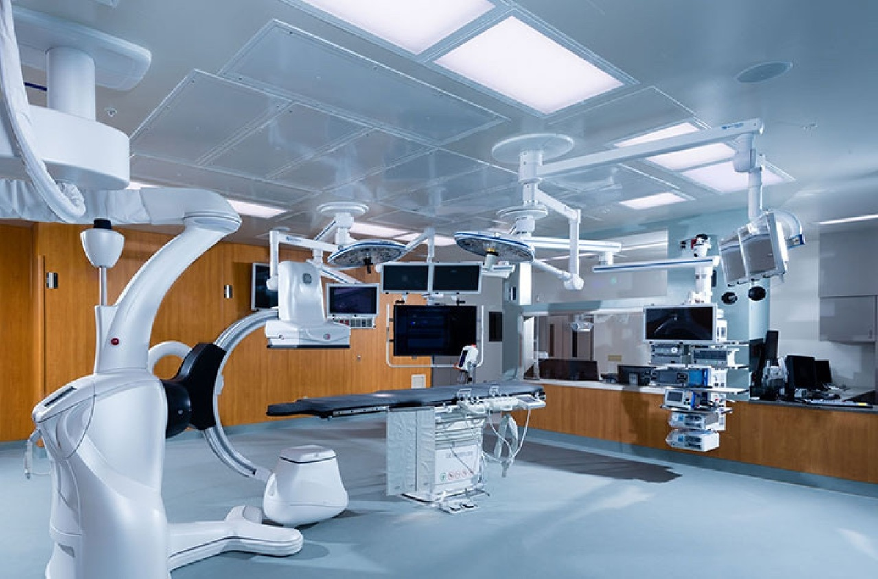 Kenall healthcare lighting solutions