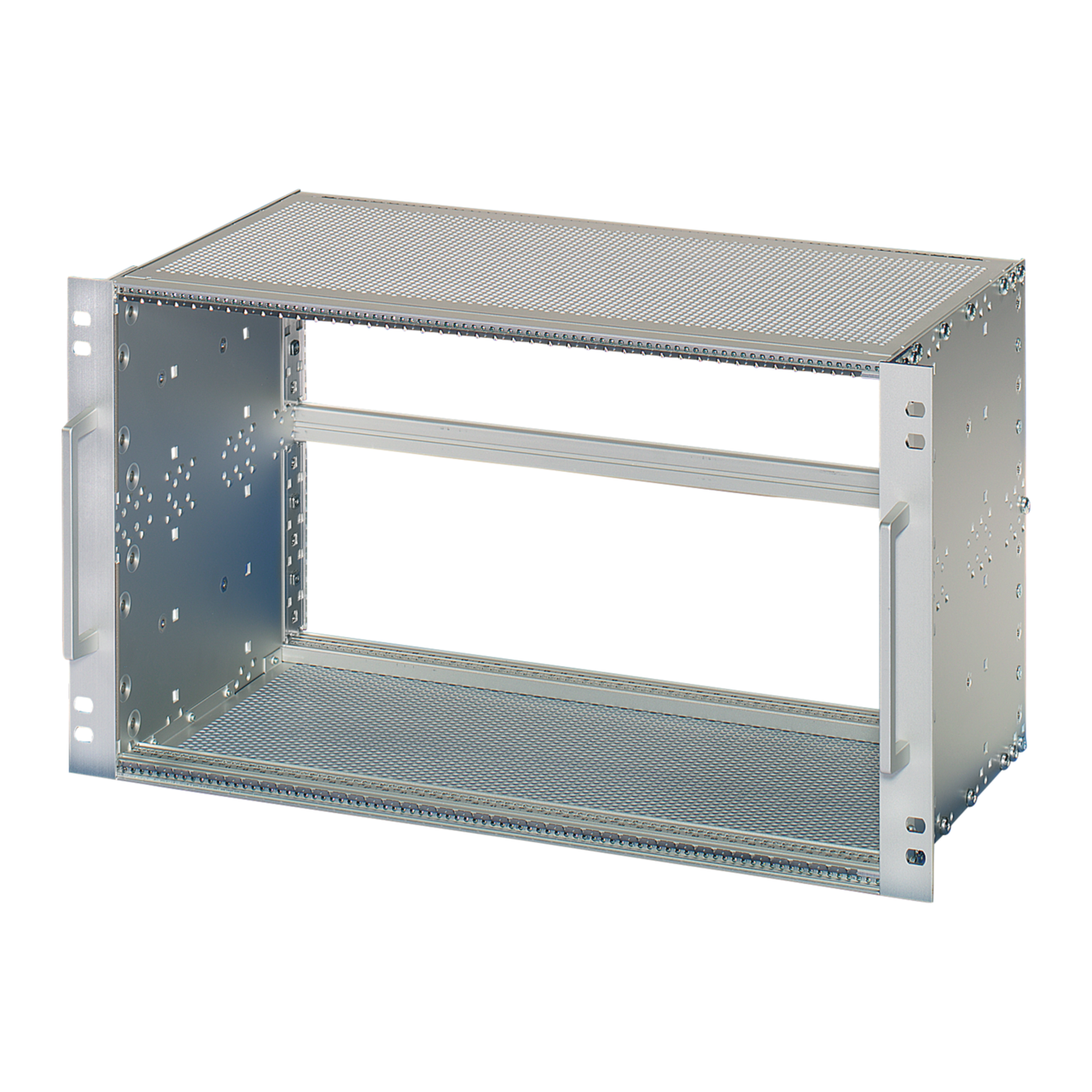 Image for EuropacPRO kit for railway applications, heavy design, shielded, EN 50155, for CompactPCI applications from Schroff - North America