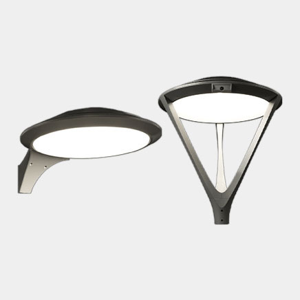 Area and site lighting solutions from Kenall Lighting