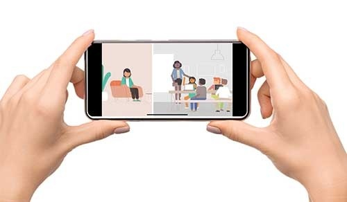 mobile cognitive behavior therapy targeting anxiety disorders