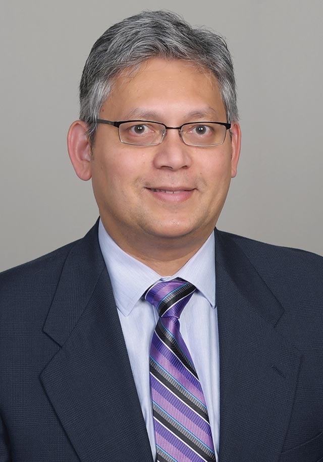 Krishnan Nair, M.D.