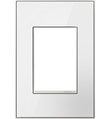 Adorne Compact Fpc Wall Plate Narrow Switch Covers