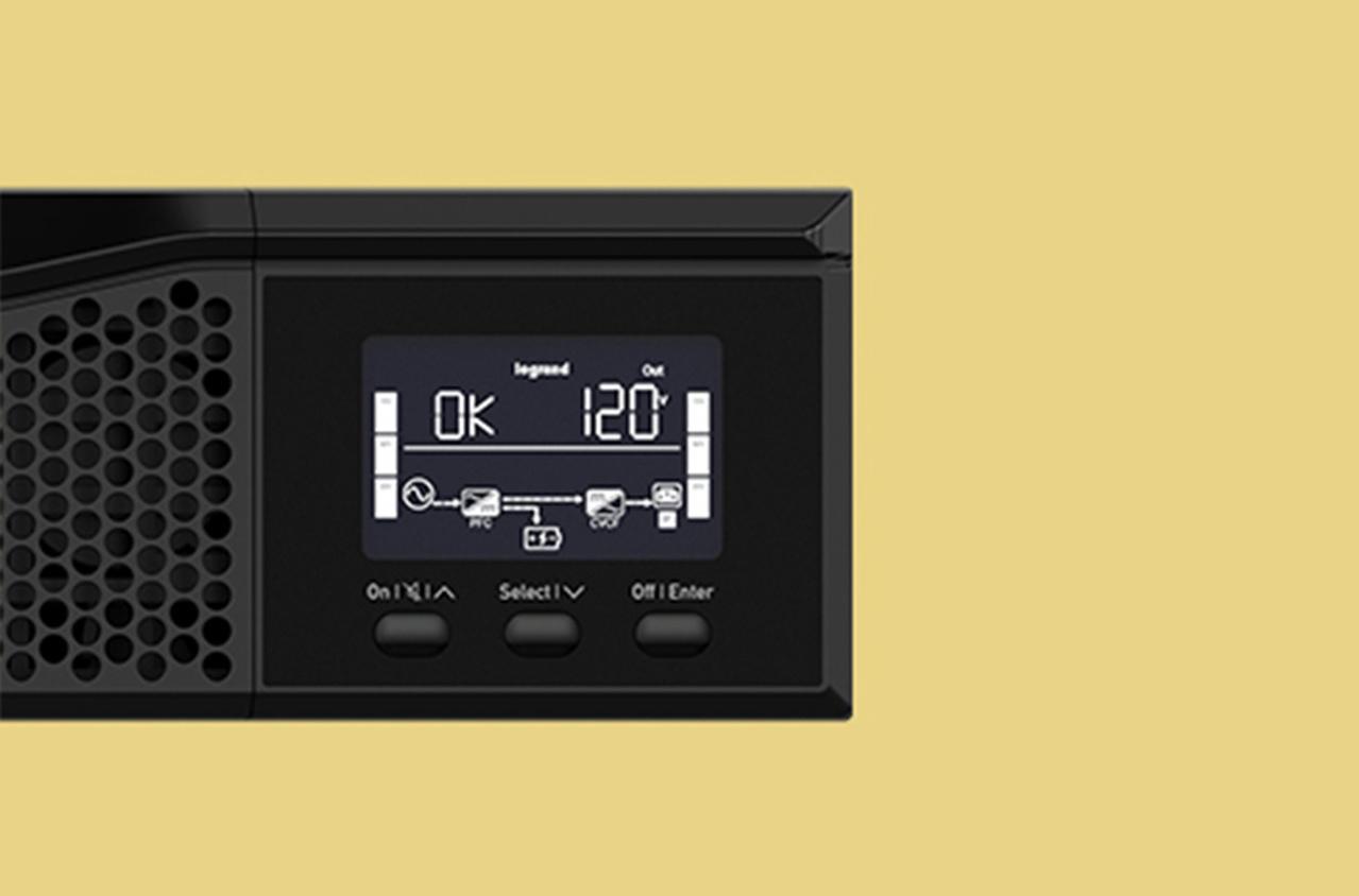 LCD Control Panels