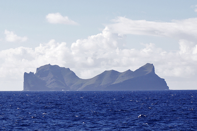Nihoa Island, Hawaii