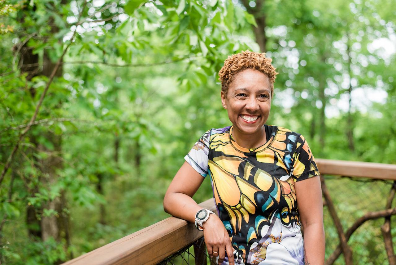 Athlete, professor, researcher, community leader and adventurer Olivia Affuso