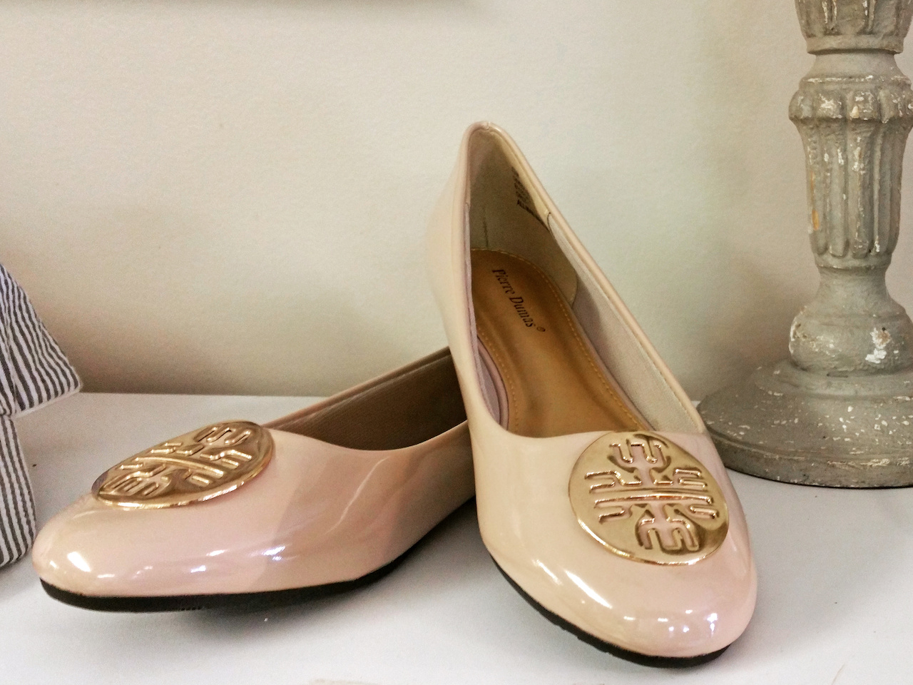 Gorgeous flats at The Ivory Orchid boutique