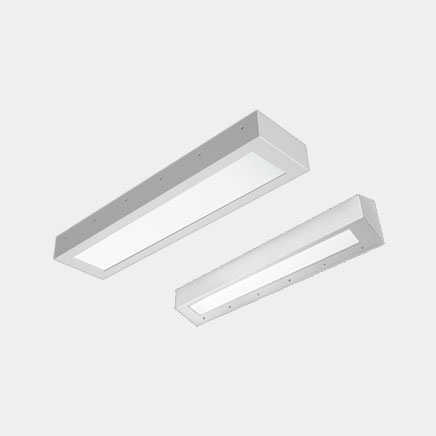 Correctional lighting solutions from Kenall Lighting