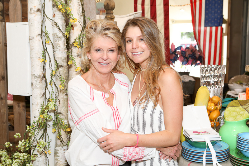 The dynamic mother-daughter duo: Kim and Lucy Wilson