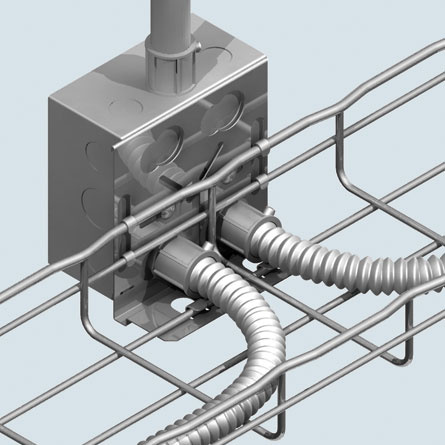 Conduit and Box Support, SBDA