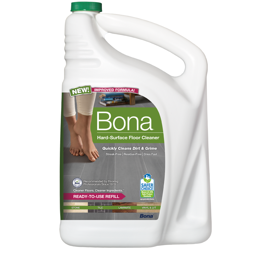 Bona® Stone, Tile & Laminate Cleaner (3.78L/128 oz) (4.73L/160 oz)