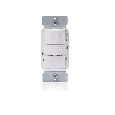 WAT PW-301-G WAT PIR WALL SWITCH SP/MULTI LOCATION 800W 120/77V GY