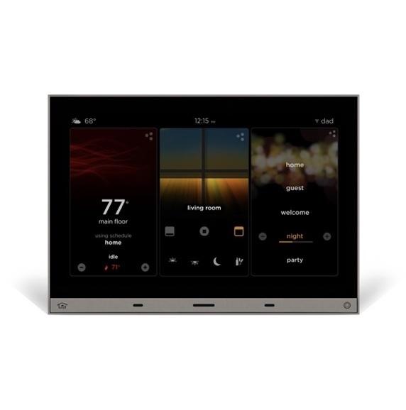 vantage home control system