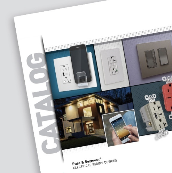 Mobile image of Pass & Seymour product catalog