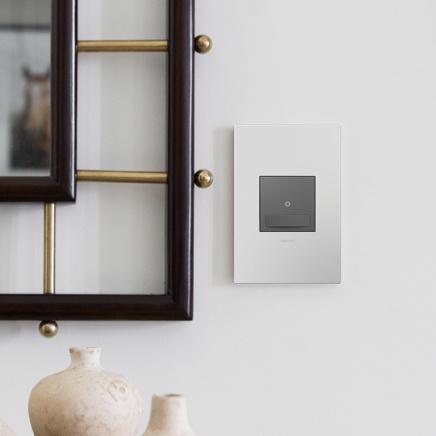 adorne sensor switch on wall