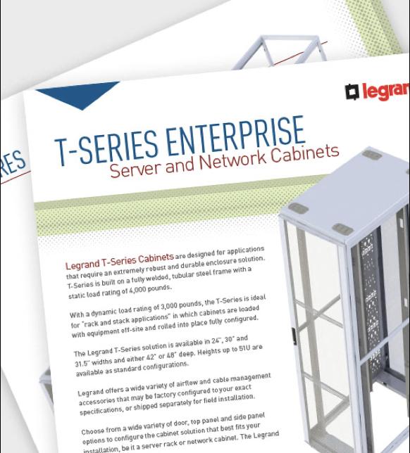 T Series Enterprise Server and Network PDF