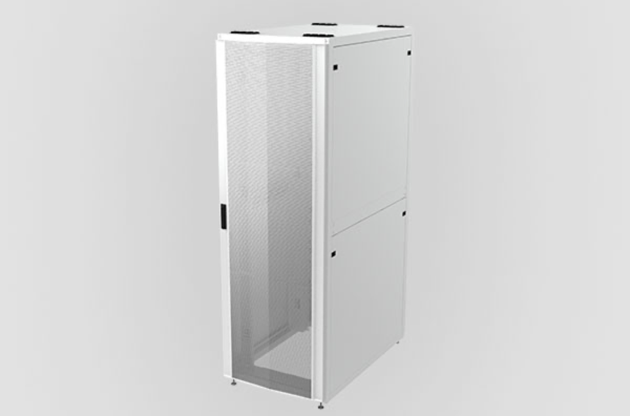 White T-Series Legrand Cabinets