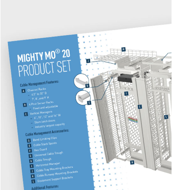 MM20 Product Set Sheet