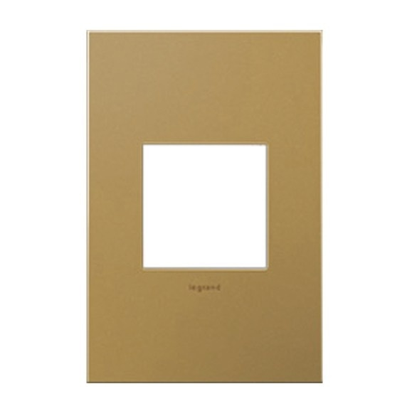 Mobile image of gold adorne Wall Plates