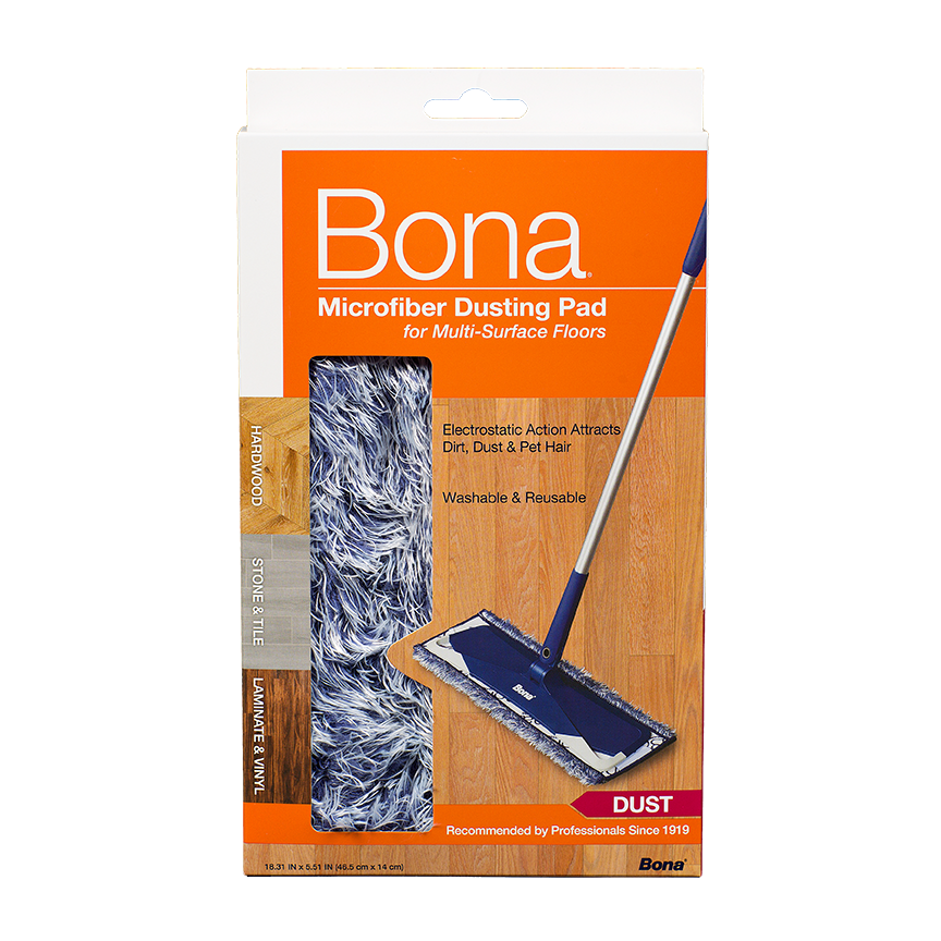 Bona® Microfiber Dusting Pad - New-and-Improved!