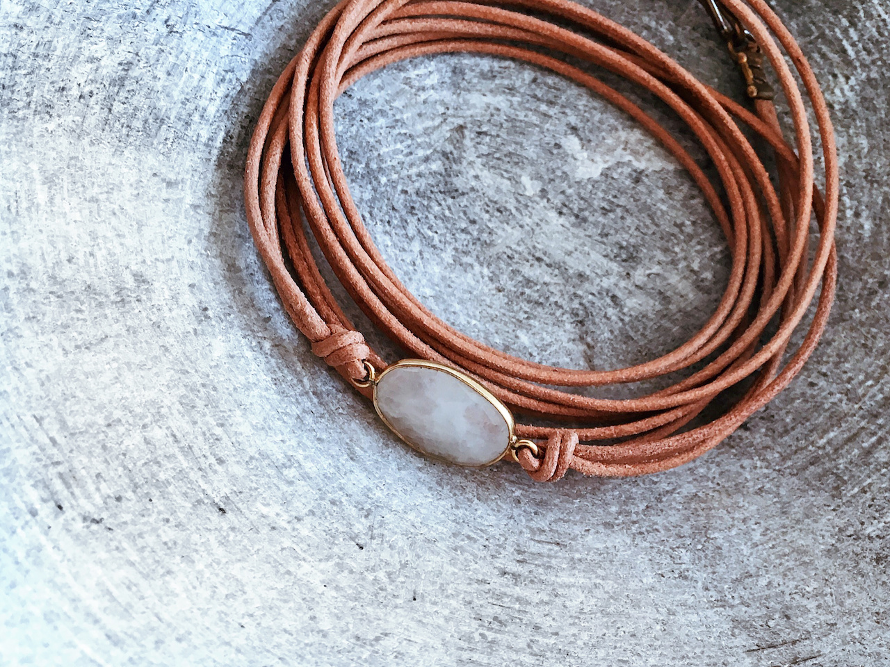Wrap bracelets give the stylish illusion of layers with the wearability of a single piece of jewelry!
