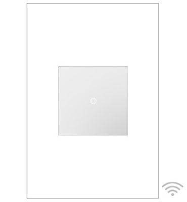 adorne Wireless White SofTap Switch