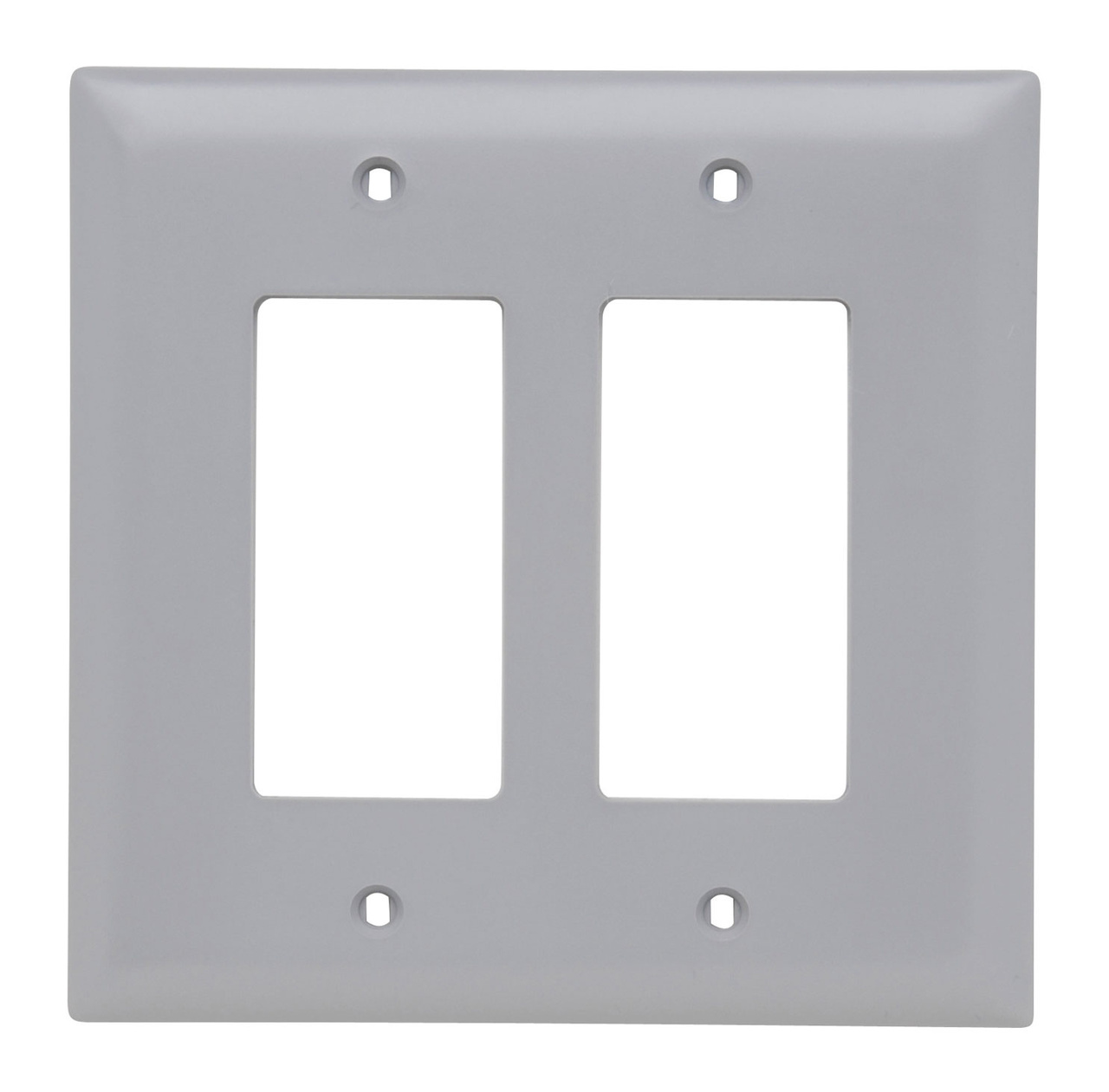 Decorator Openings  Two Gang  Gray  Tpj262gry