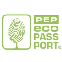 PEP eco passport icon for Legrand products