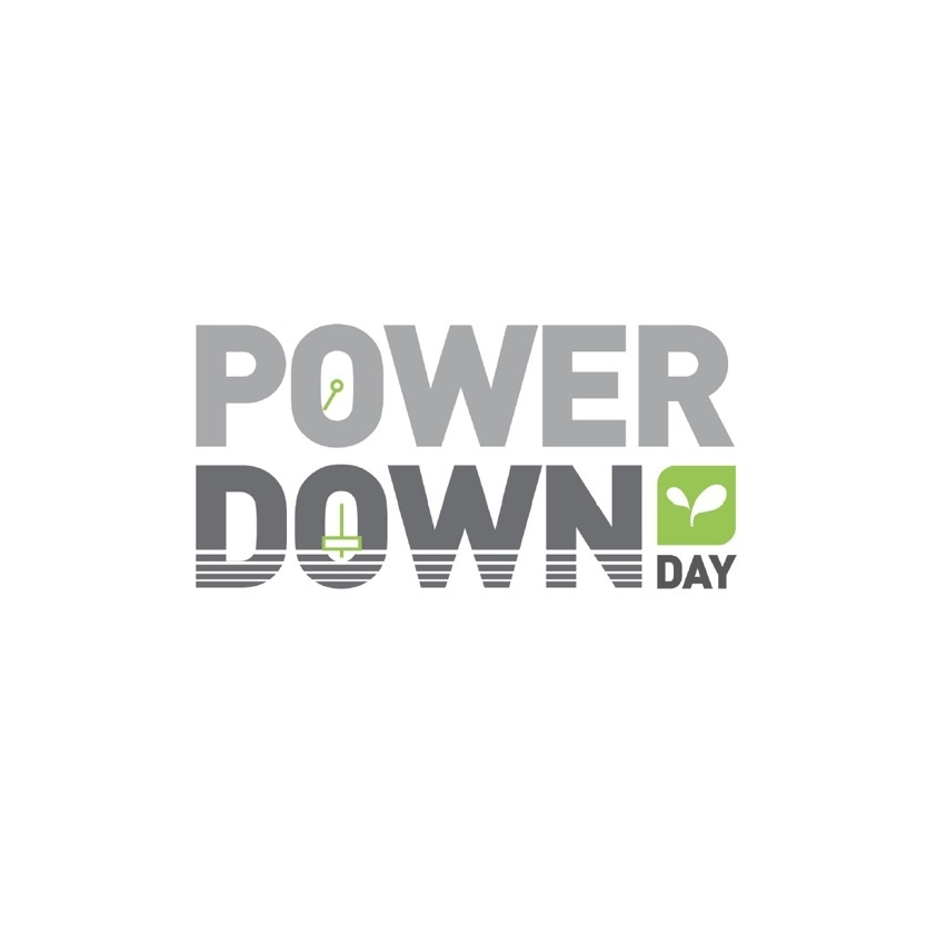 Power Down Day icon