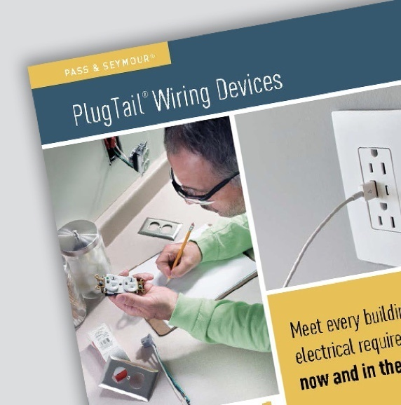 Page of Plugtail Brochure
