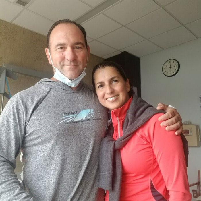 Guy and Lisa Calla