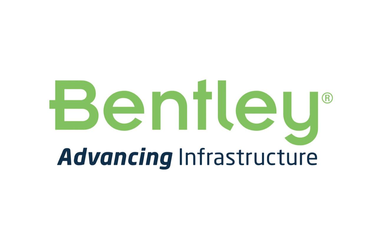 Bentley Advancing Infrastructure text logo