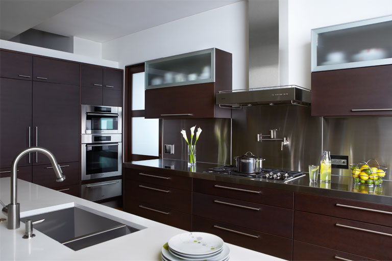 adorne installed in Contemporary Kitchen