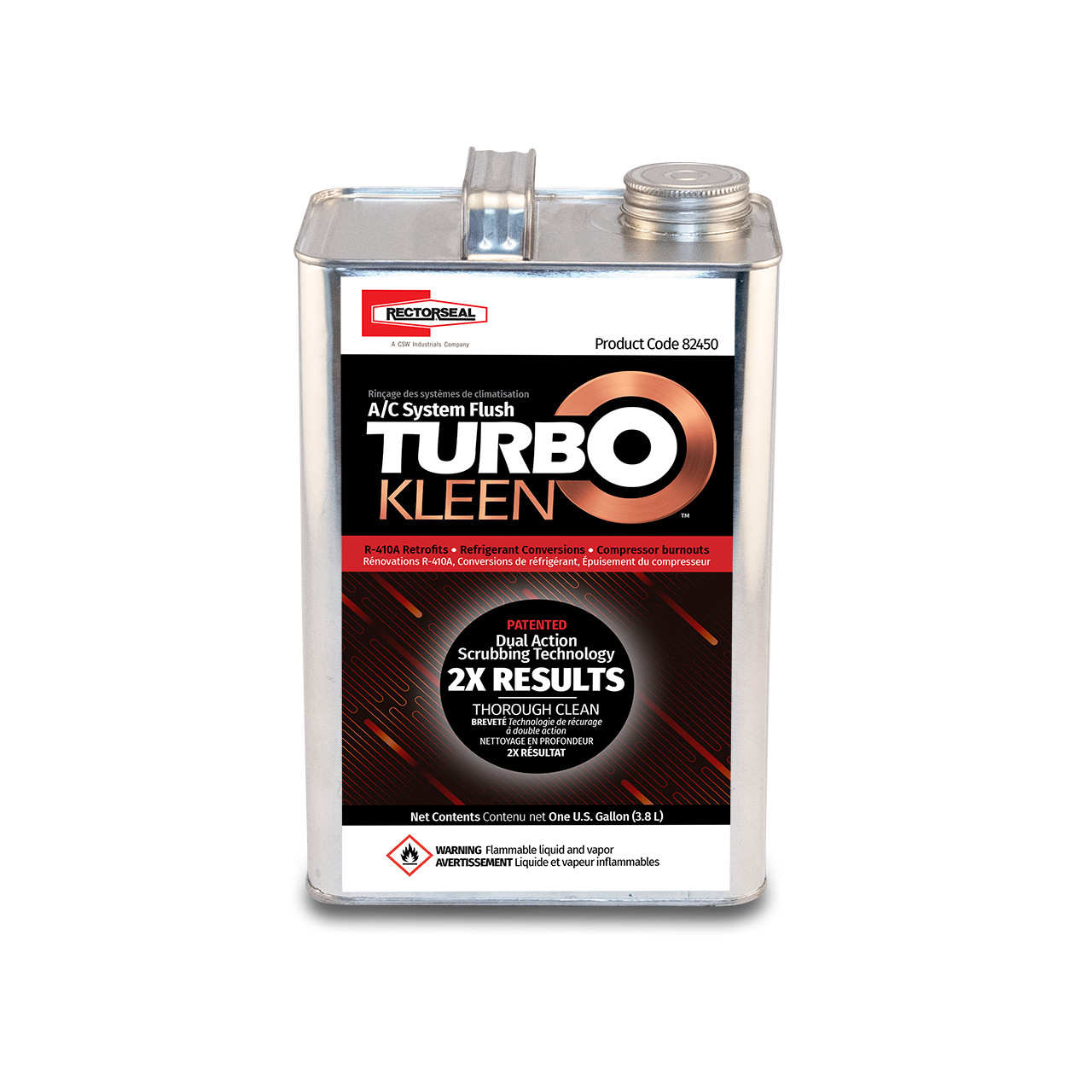 Turbo-Kleen A/C System Flush