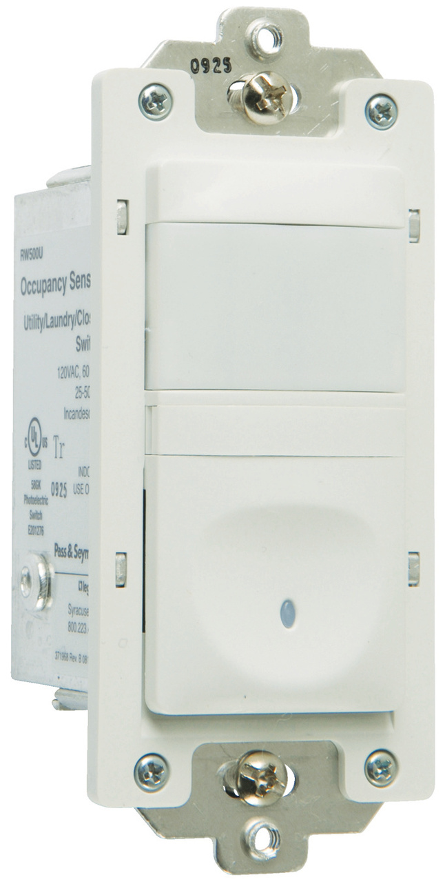 Residential Occupancy Sensor, RW500UWCC4