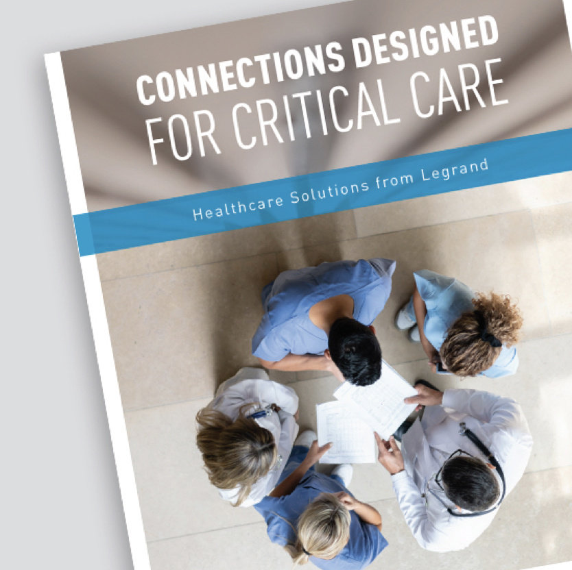 Connections Designed for Critical Care resource