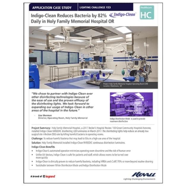 Holy Family Memorial Hospital case study