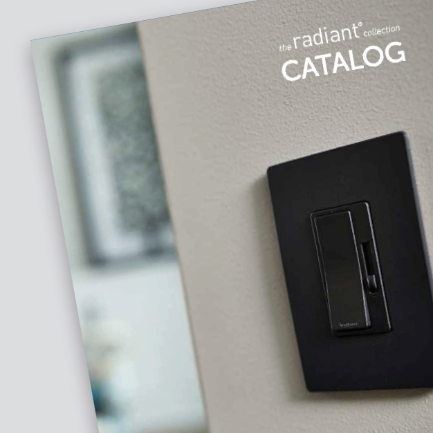 Cover of radiant Collection catalog