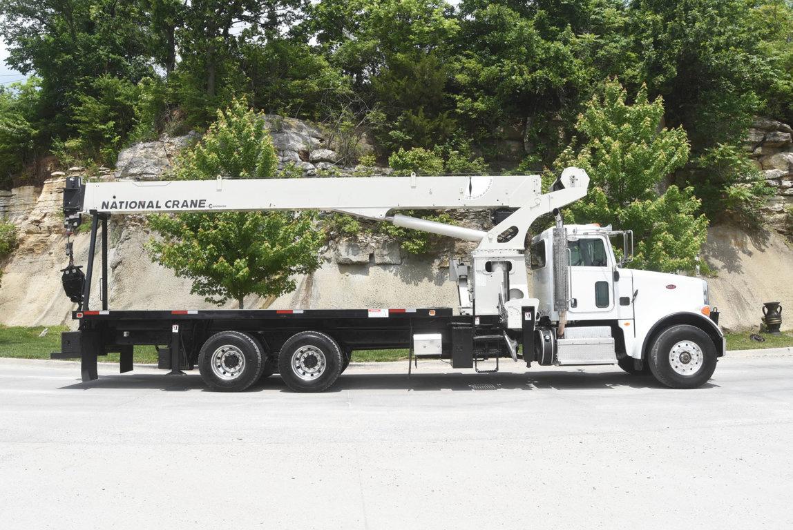 2014 Peterbilt 365 6x4 National NC995H Boom Truck