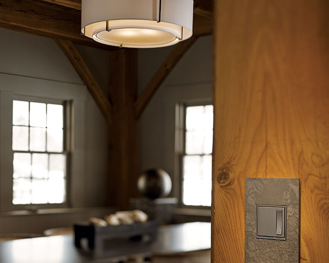 adorne Hubbardton Forge Double Exos Lighting Fixture