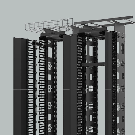 Ortronics Open Racks