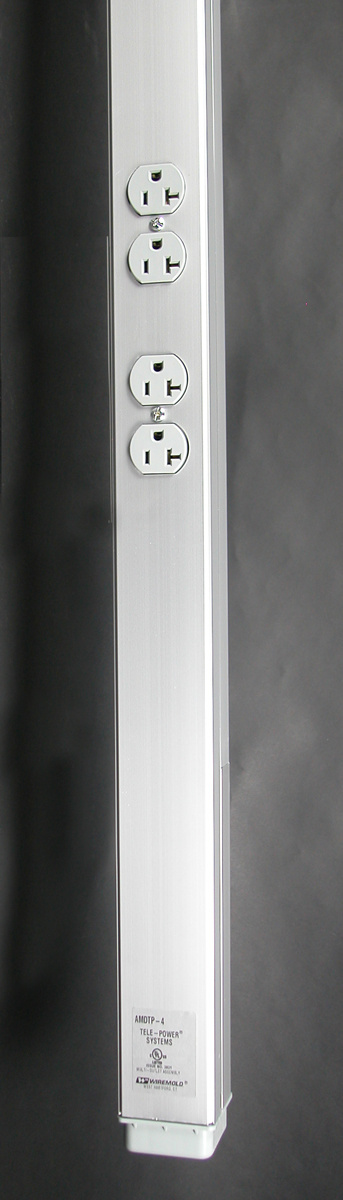 Aluminum Tele-Power Pole, AMDTP-4
