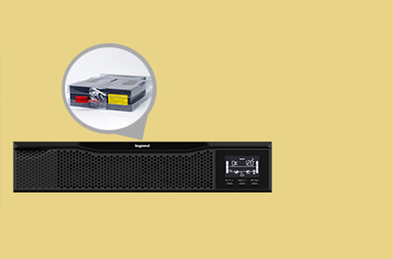 Hot-Swappable Battery