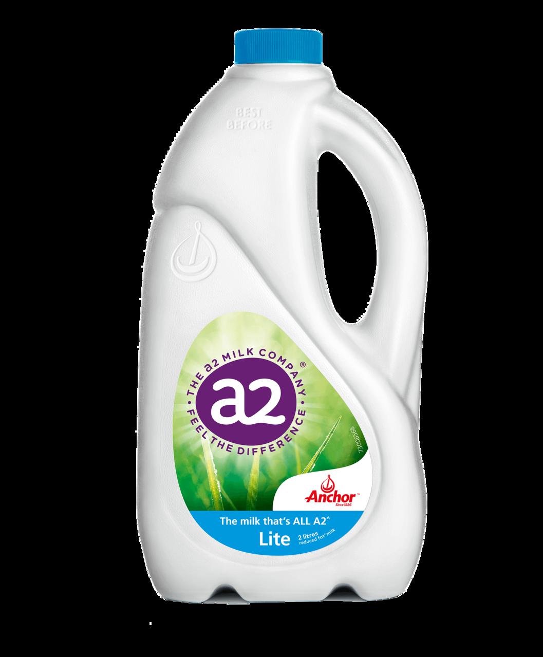 Anchor Blue Top Milk 2L bottle