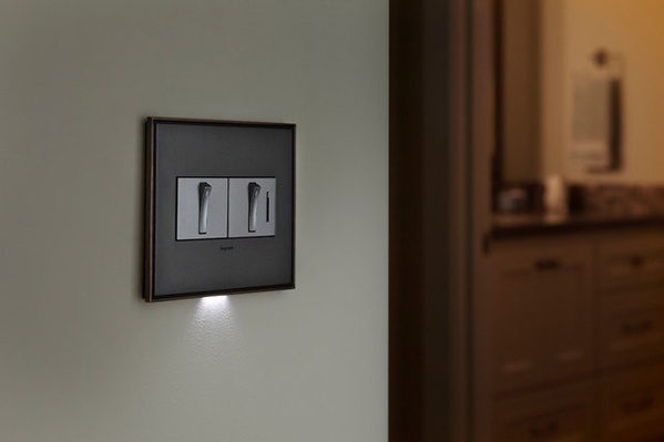 Whisper Light Switch From The Adorne Collection