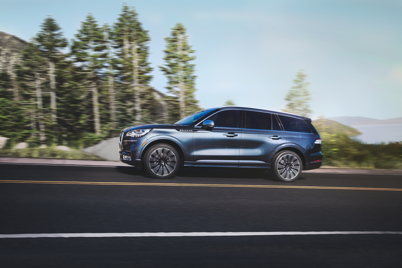 2020 Lincoln Aviator in Ohio
