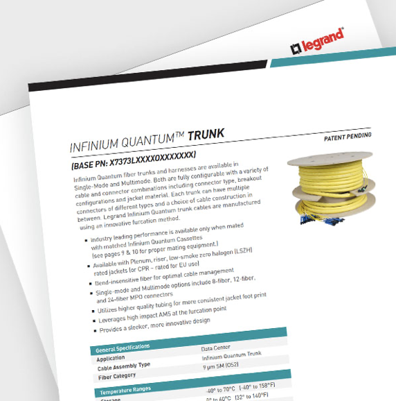 Infinium Quantum Trunks